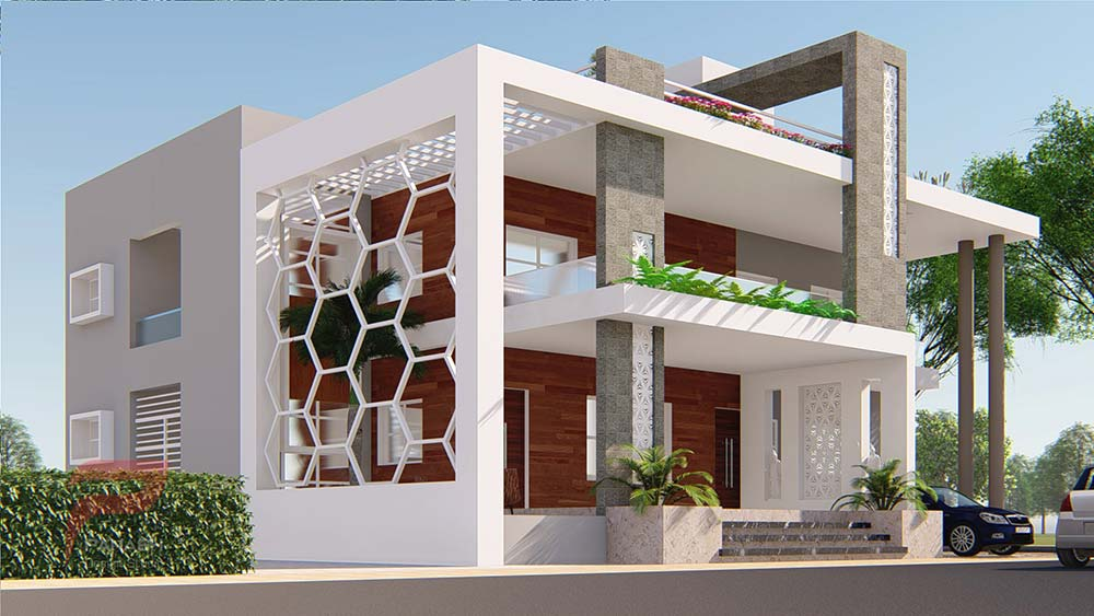 House Elevation Design 80