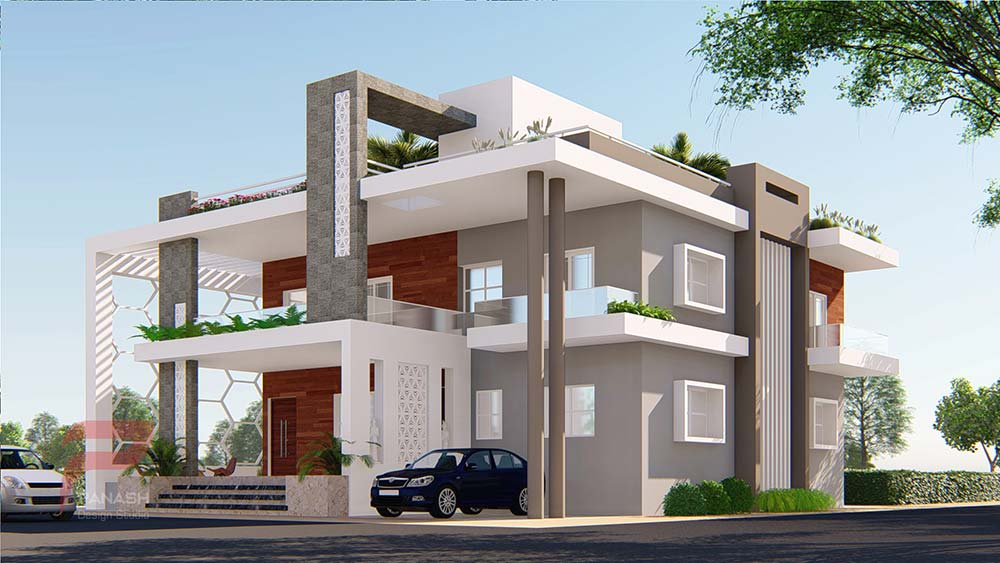House Elevation Design 81