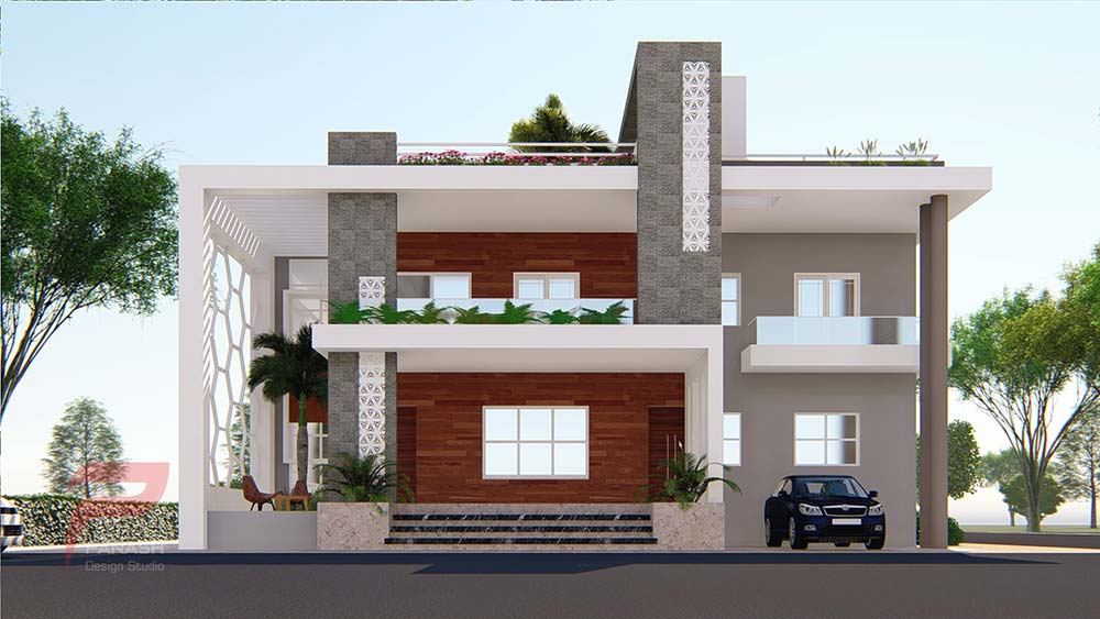 House Elevation Design 82