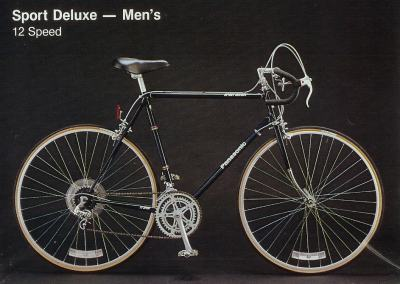 1983 Panasonic Sport Deluxe - Men's