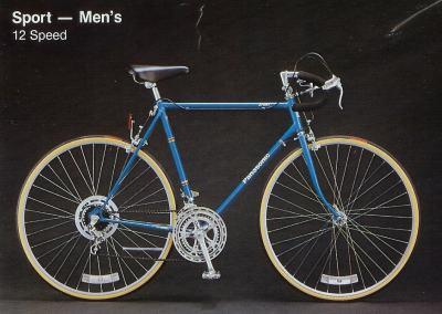 1983 Panasonic Sport - Men's