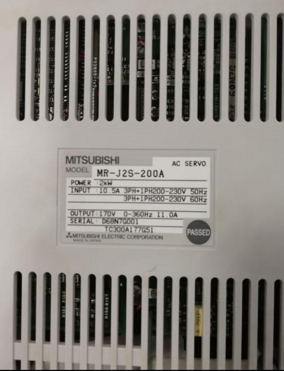 MR-J2S-200A