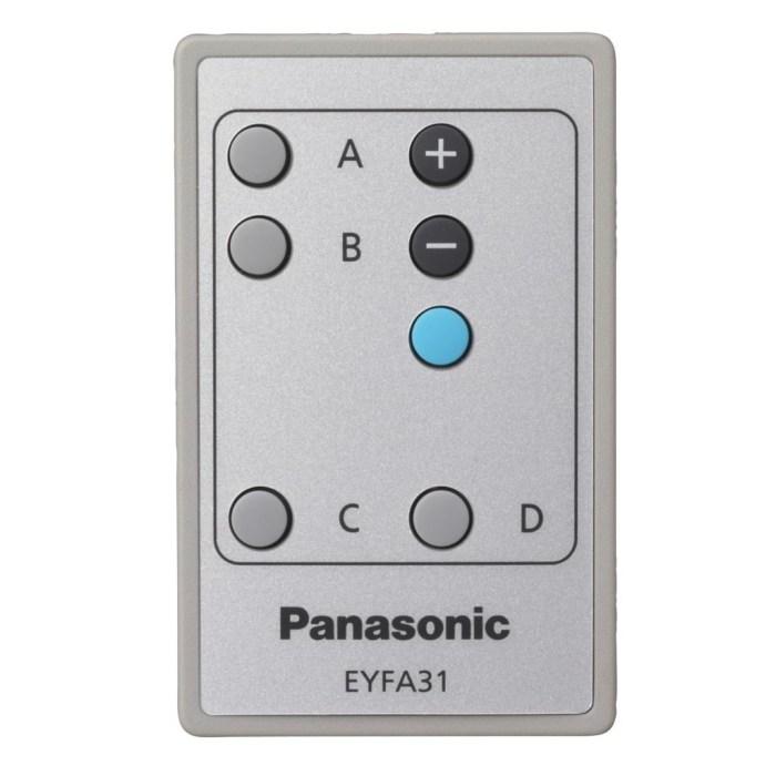 Panasonic Kauko-ohjain EYFA31B