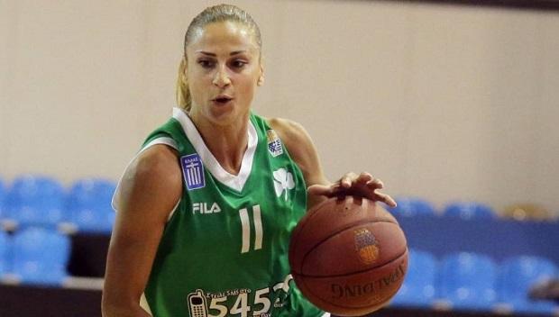 Η Κωστάκη στο Basketball Camp (Pics) | panathinaikos24.gr