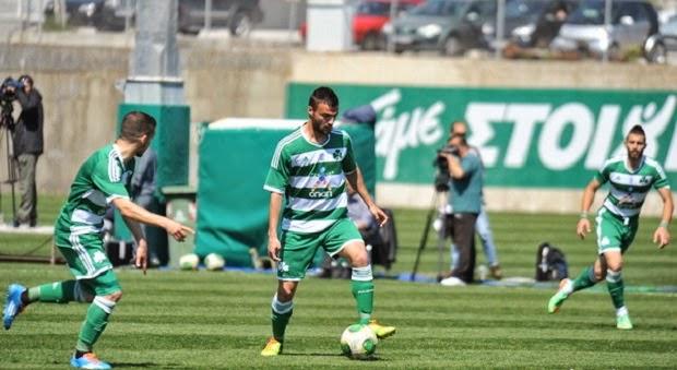 Το Σάββατο ο αγώνας των Νέων   panathinaikos24.gr