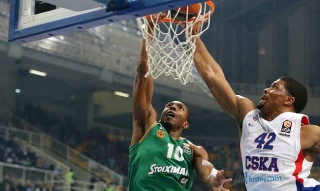 Στο ΤΟP 5 της Ευρωλίγκας ο Νέλσον | panathinaikos24.gr