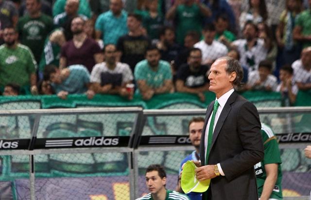 Ιβάνοβιτς: «Έχω εμπιστοσύνη στην ομάδα μου» | panathinaikos24.gr