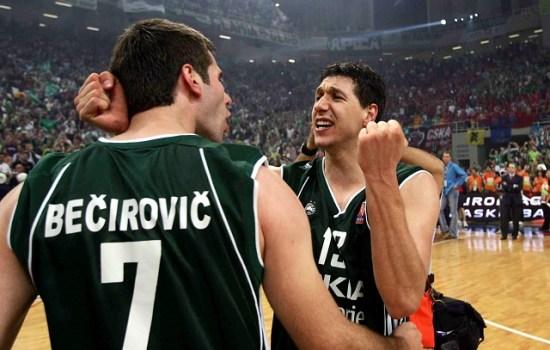 ÐÁÍÁÈÇÍÁÉÊÏÓ - ÔÓÓÊÁ (ÔÅËÉÊÏÓ ÅÕÑÙËÉÃÊÁ 2006 - ÖÁÉÍÁË ÖÏÑ 2007) PANATHINAIKOS - CSKA (FINAL EUROLEAGUE 2006 - FINAL FOUR 2007)
