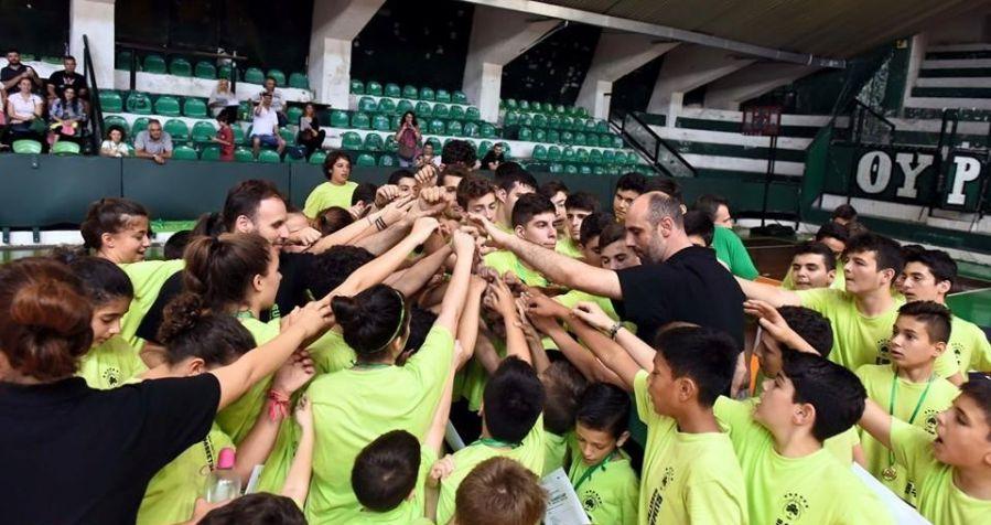Ολοκληρώθηκε η 2η περίοδος του Summer Camp (pics) | panathinaikos24.gr