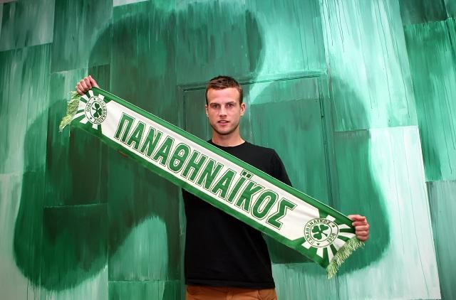 Στιλ: «Περήφανος για το νέο συμβόλαιο» | panathinaikos24.gr