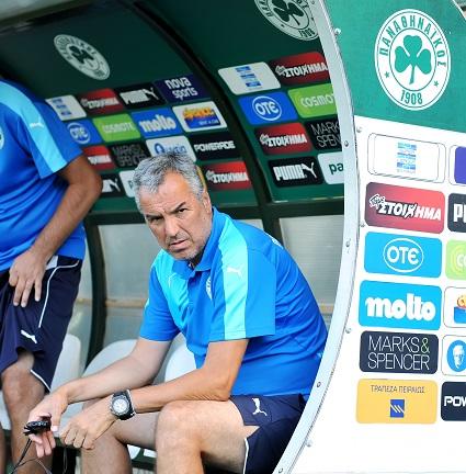 Σάμιος: «Στόχος το σωστό ποδόσφαιρο»   panathinaikos24.gr