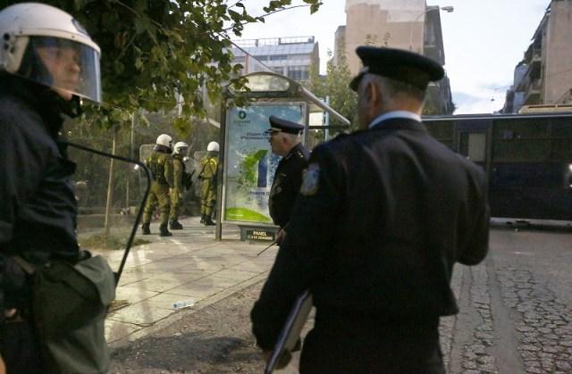 Ελαφρά διάσειση ο αστυνομικός | panathinaikos24.gr
