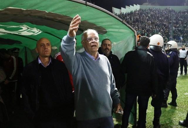 Ούρλιαζε ο Σάββας Θεοδωρίδης! | panathinaikos24.gr