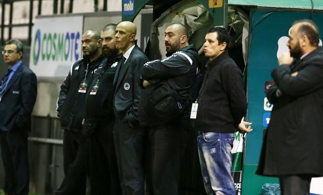 Μικροένταση με Βόκολο-Μαντζουράκη | panathinaikos24.gr