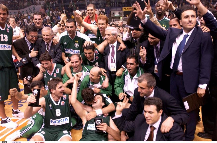 Το τρίτο με ηγέτη τον Ντέγιαν! (vid) | panathinaikos24.gr