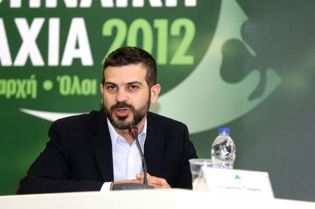 Τέλος από τον Παναθηναϊκό Γαρρής και Δρουκόπουλος! | panathinaikos24.gr