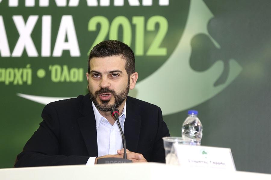 Γαρρής: «Φυσιολογικό να δημιουργεί φόβο και κόμπλεξ στους αντιπάλους ο Μπεργκ» | panathinaikos24.gr