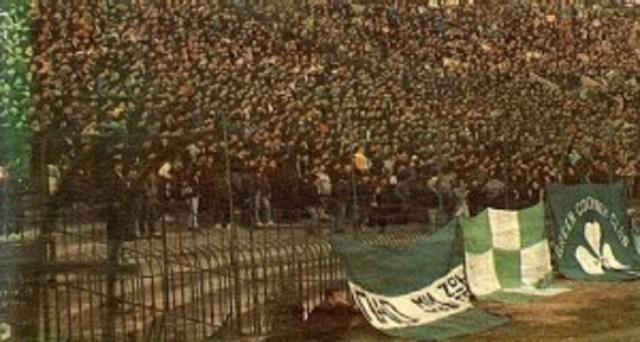ΡΕΤΡΟ: Η Θυρα 13 στη Λεωφόρο το 1982! (vid) | panathinaikos24.gr