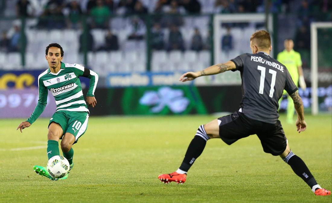 Εκτός ο Ζέκα από το ματς της Τούμπας! | panathinaikos24.gr