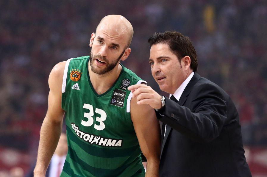 Επέστρεψε και πιάνει άμεσα δουλειά ο Πασκουάλ! | panathinaikos24.gr