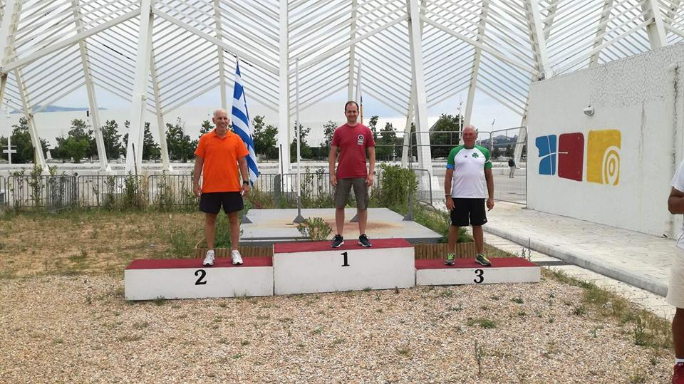 Τρία μετάλλια στην τοξοβολία   panathinaikos24.gr
