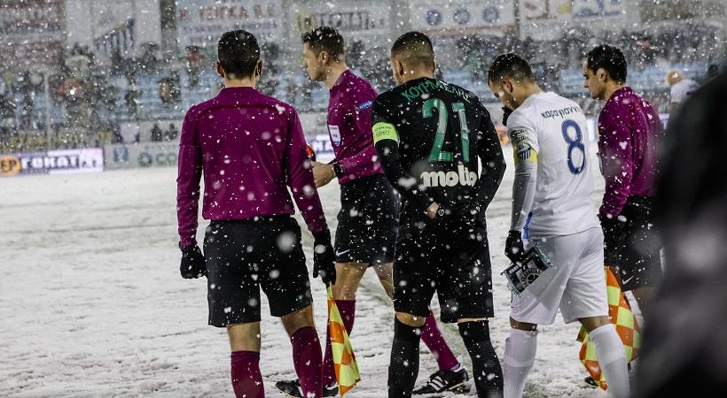 Απίθανη ατάκα Αρετόπουλου για το ακυρωθέν γκολ του Κουρμπέλη | panathinaikos24.gr