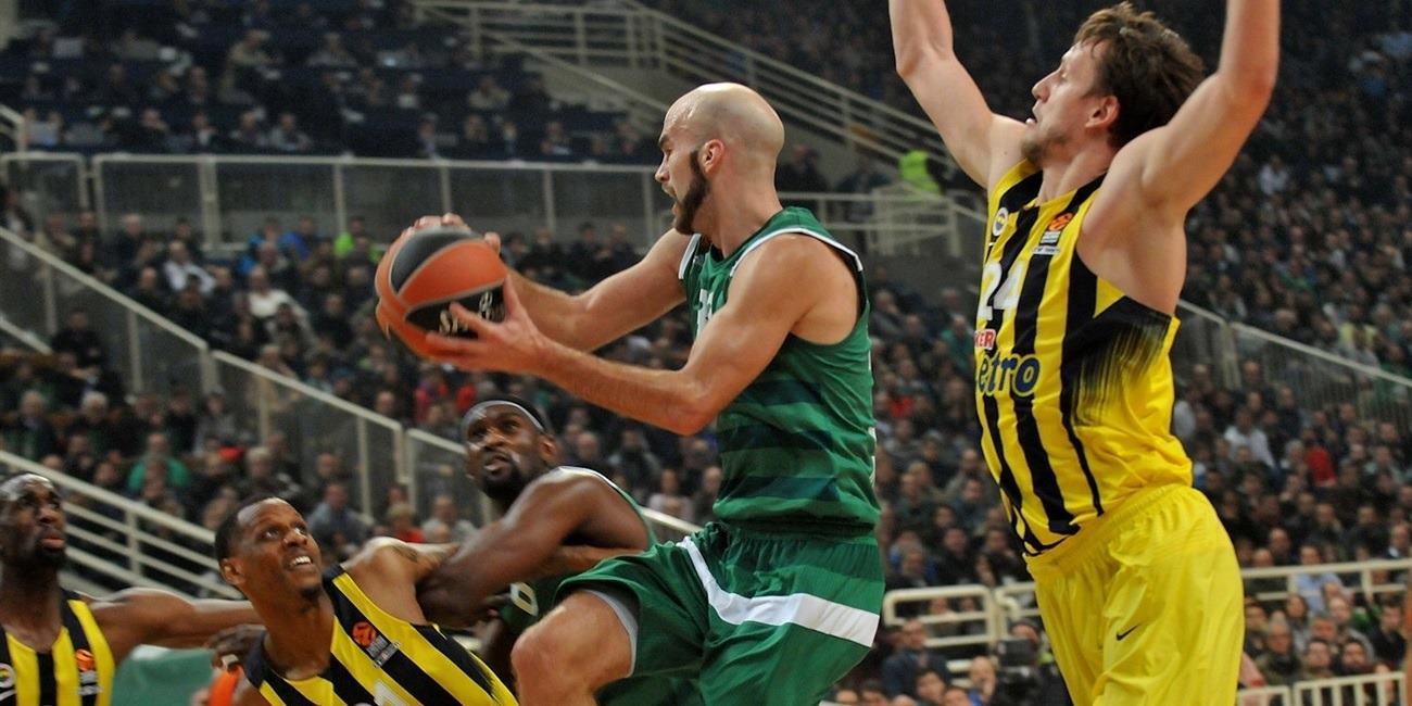 Φενέρμπαχτσε – Παναθηναϊκός ΟΠΑΠ: Αυτοί σφυρίζουν το ματς   panathinaikos24.gr