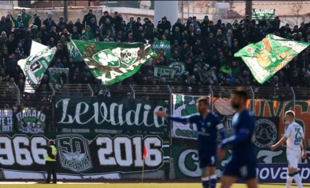 Με οπαδούς στη Λιβαδειά | panathinaikos24.gr