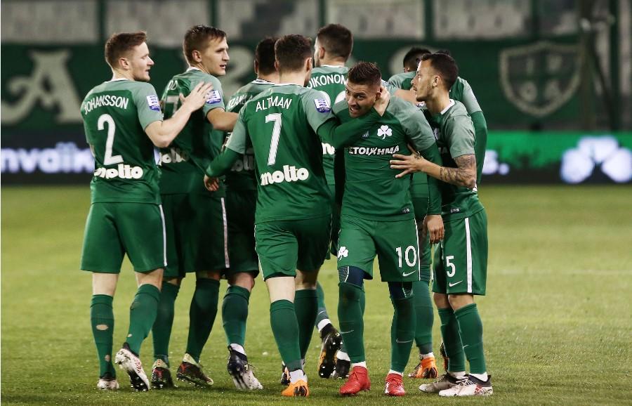 Τα highlights της νίκης επί της Λαμίας στη Λεωφόρο (vid) | panathinaikos24.gr