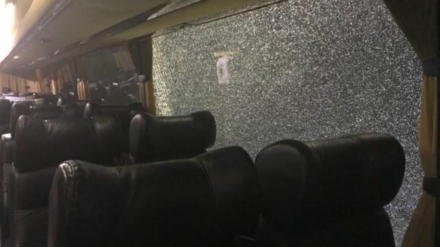 ΕΚΤΑΚΤΟ: Επίθεση στο πούλμαν της ΑΕΚ!   panathinaikos24.gr