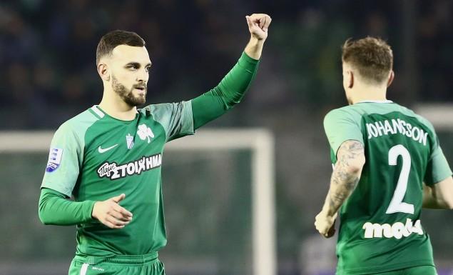 Μυστακίδης: «Στο μυαλό μου μόνο η νίκη» | panathinaikos24.gr