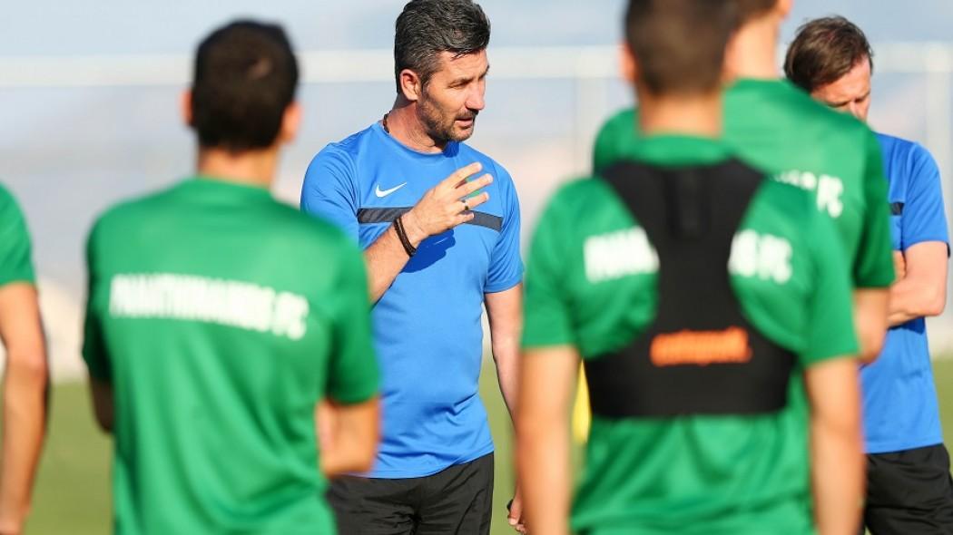 Ουζουνίδης σε παίκτες: «Αυτό θέλω από εσάς» | panathinaikos24.gr