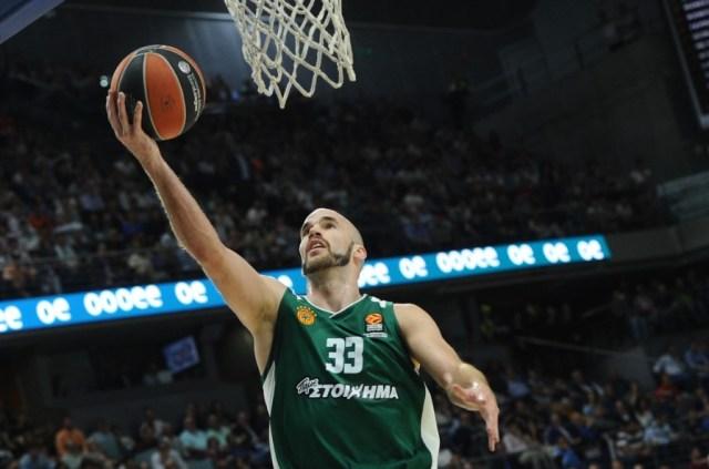 Αμυντικός της χρονιάς ο Χάινς, δεύτερος ο Καλάθης   panathinaikos24.gr