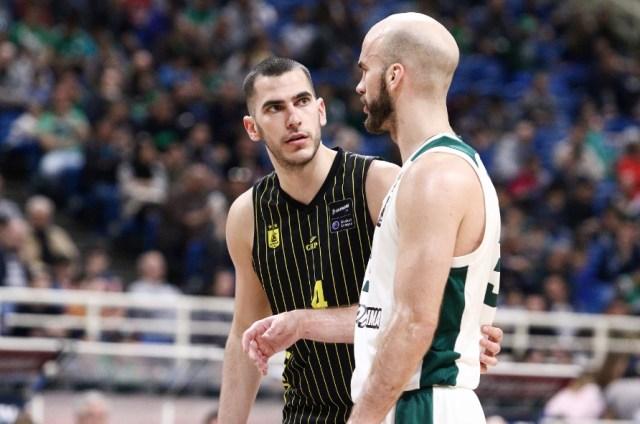Το σχόλιο του Μποχωρίδη για την επιστροφή του στο ΟΑΚΑ | panathinaikos24.gr