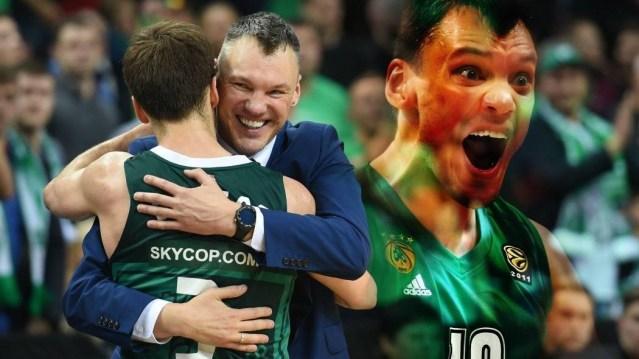Ο Σάρας είναι το μπάσκετ! (vids) | panathinaikos24.gr