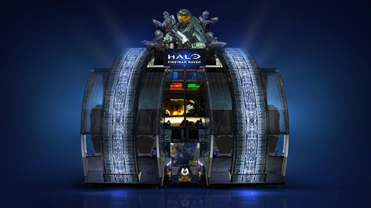 To Halo game στα arcades   panathinaikos24.gr