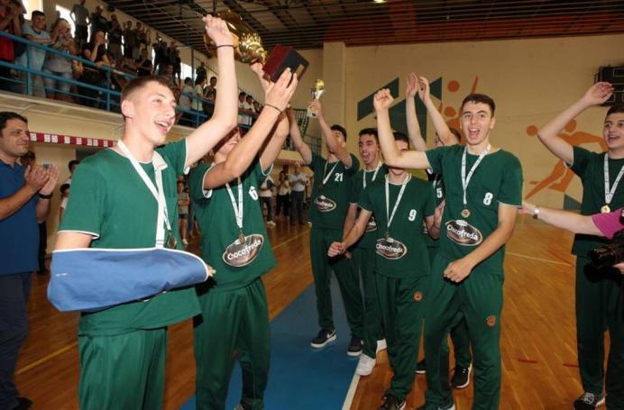 Η απονομή στους πράσινους πρωταθλητές (pics) | Panathinaikos24.gr