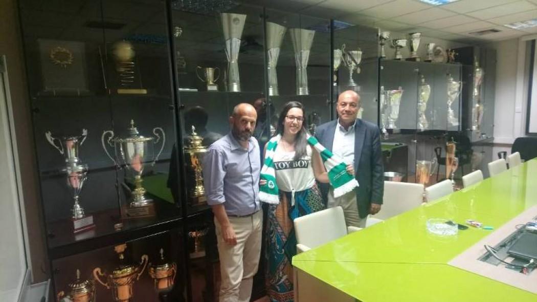 Επέστρεψε «σπίτι» της η Ρόγκα!   panathinaikos24.gr