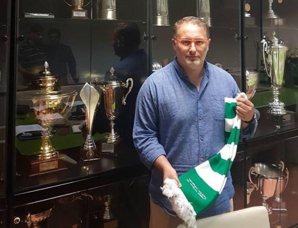 Καμπερίδης: «Ετσι θα φτάσει ο Παναθηναϊκός ξανά στην κορυφή» | panathinaikos24.gr