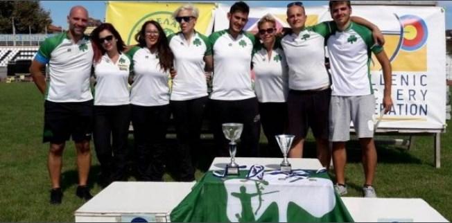 Τοξοβολία: Κύπελλο για τον Παναθηναϊκό στην Κατερίνη   panathinaikos24.gr