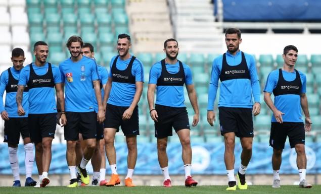 Nations League: Αυτή είναι η πιθανή ενδεκάδα της Εθνικής με Εσθονία | panathinaikos24.gr