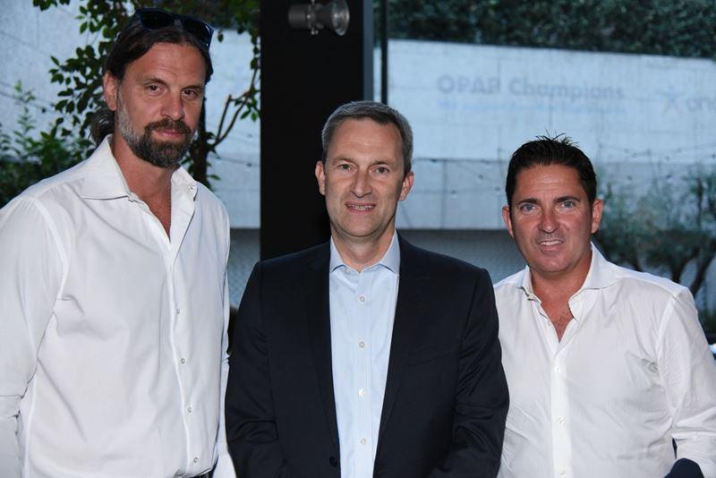 Με Πασκουάλ, Αλβέρτη και Καλαϊτζάκη η εκδήλωση του ΟΠΑΠ | panathinaikos24.gr