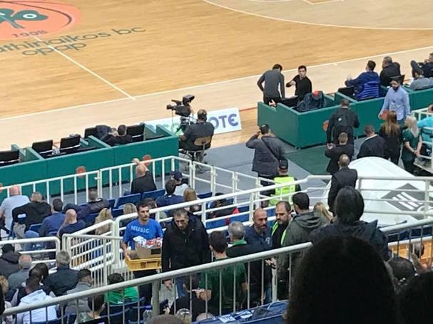 Έφτασε στο ΟΑΚΑ ο Διαμαντίδης (pics) | panathinaikos24.gr