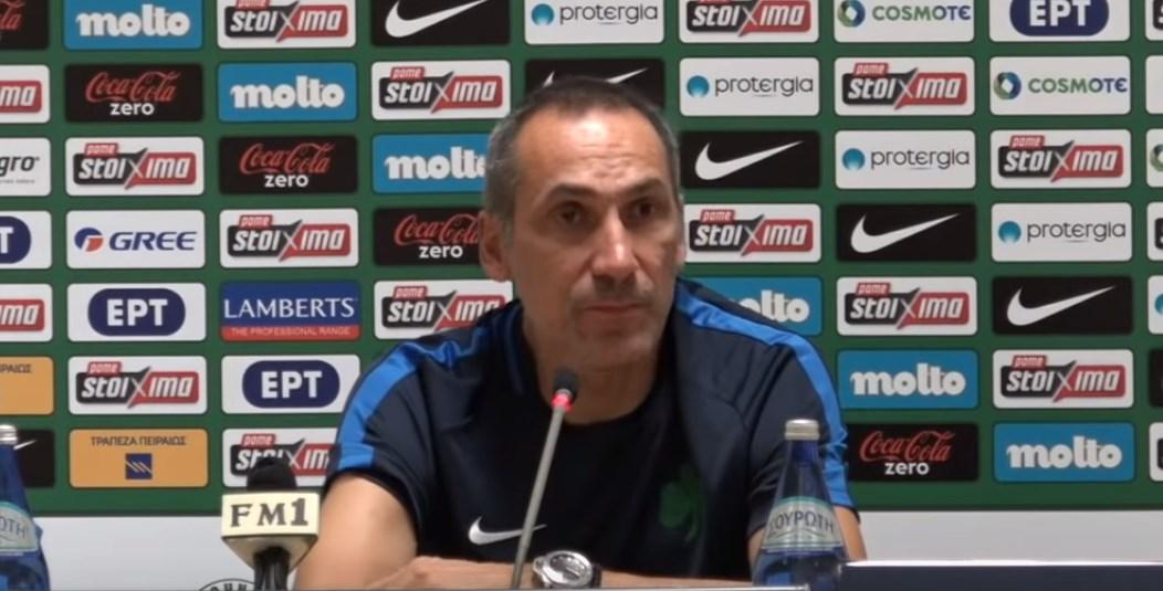 Δώνης: Η ανάλυση της νίκης και η ατάκα στους παίκτες (vid) | panathinaikos24.gr