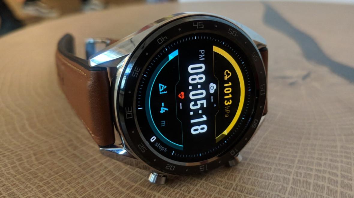 Αυτό είναι το νέο smartwatch της Huawei   panathinaikos24.gr