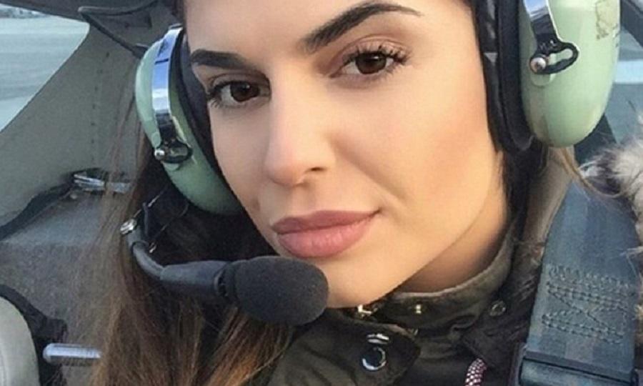 Η πιο «καυτή» πιλότος του κόσμου είναι Ελληνίδα | panathinaikos24.gr