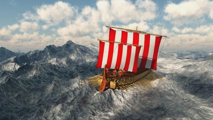Το πλοίο του Οδυσσέα: Ένα ναυάγιο που ίσως ανατρέψει τη μυθολογία   panathinaikos24.gr
