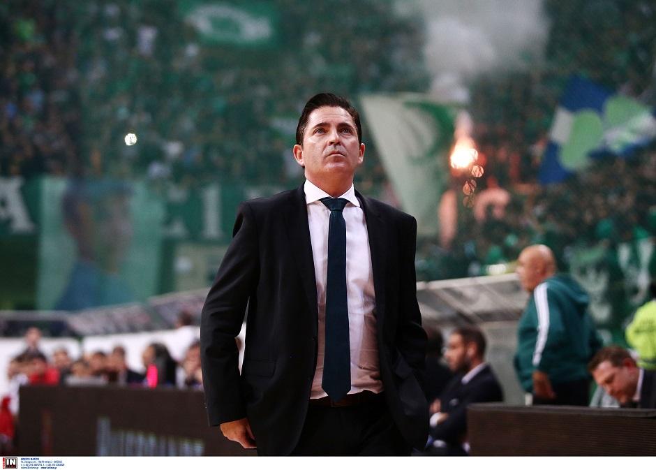 """Πασκουάλ: """"Εχουμε πολλά πράγματα να κάνουμε – Να ανακτήσουμε αυτοπεποίθηση""""   panathinaikos24.gr"""