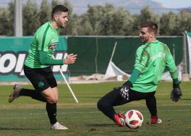 Έπαιξε ο Αρμενάκας, σκόραραν οι Βέργος και Αγγελόπουλος | panathinaikos24.gr
