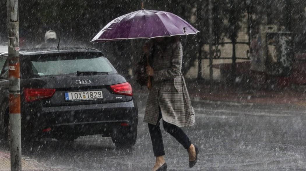 Καιρός: Βροχές και καταιγίδες την Πέμπτη (vid)   panathinaikos24.gr